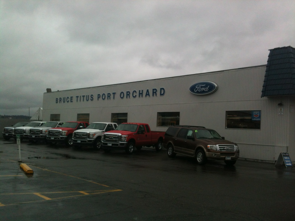 Perfect Port Orchard Ford 1215 East Bay Street Port Orchard, WA Auto Dealers    MapQuest