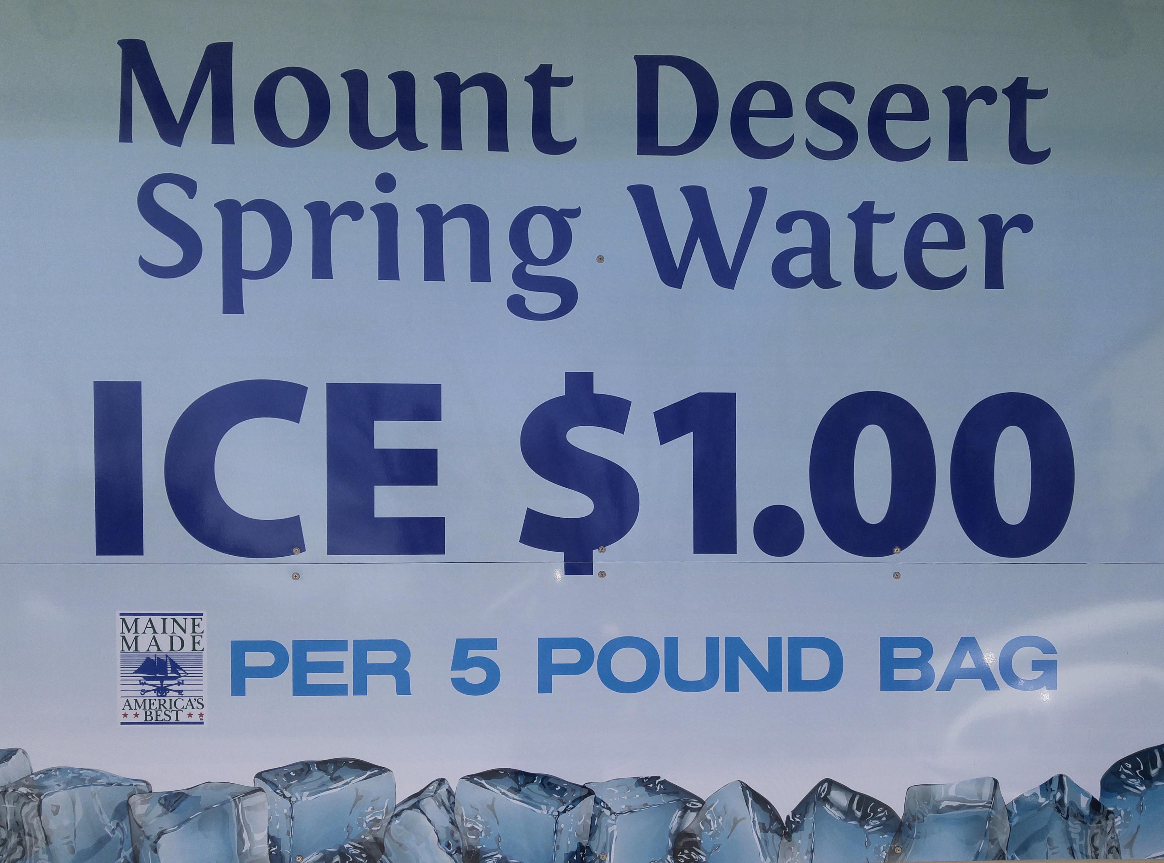 Mount Desert Spring Water image 0