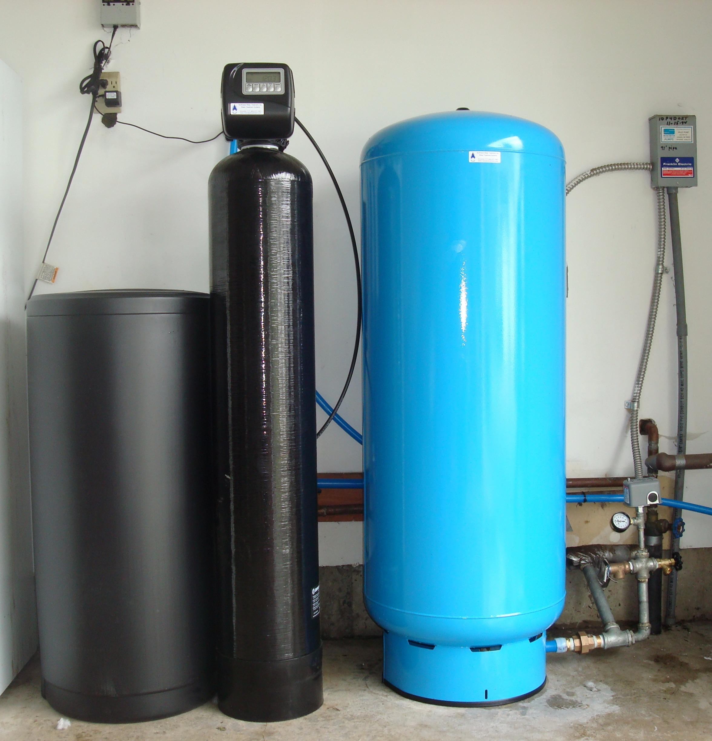 Water Treatment System : Northwest water treatment inc in kent wa