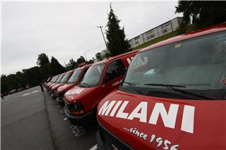 Milani Plumbing, Drainage & Heating in Burnaby
