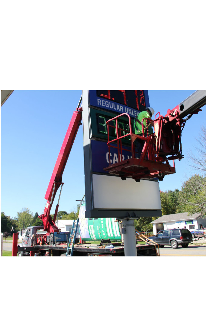City Sign Erectors image 1