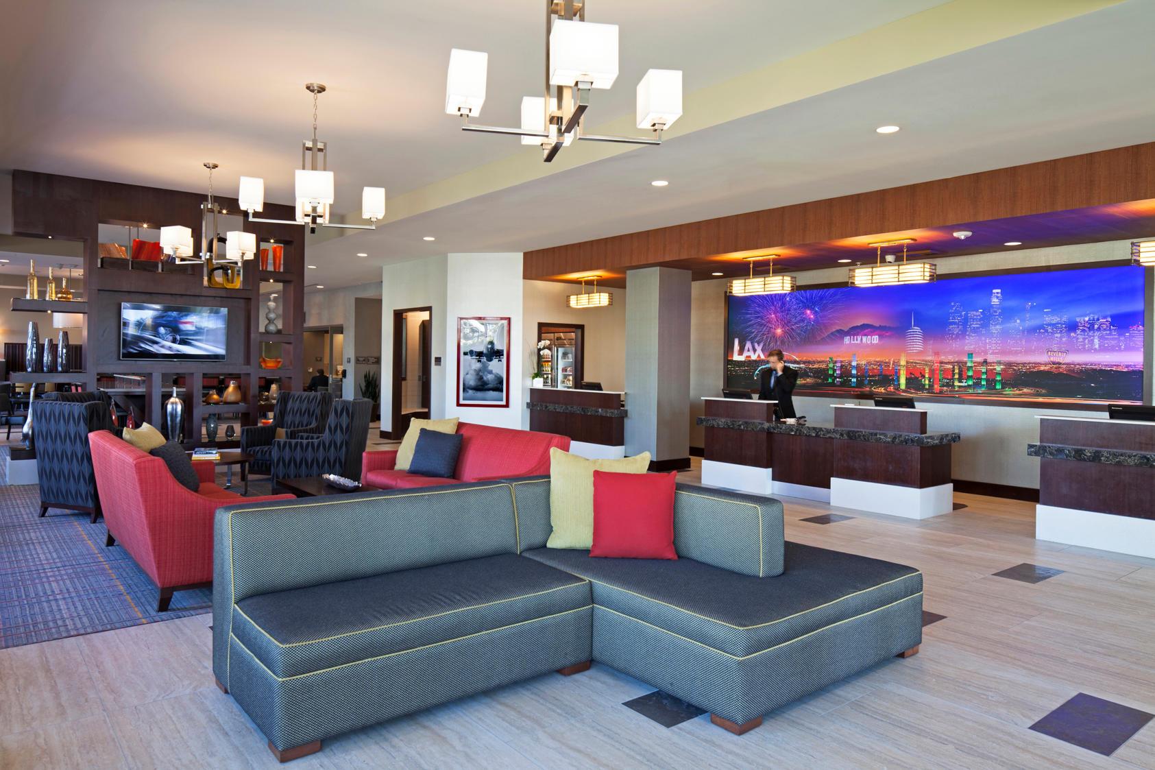 Residence Inn by Marriott Los Angeles LAX/Century Boulevard image 19