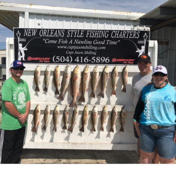 New Orleans Style Fishing Charters LLC image 10