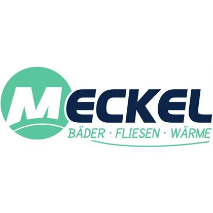 Logo von Meckel Bäder-Fliesen-Wärme