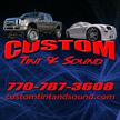 Custom Tint & Sound