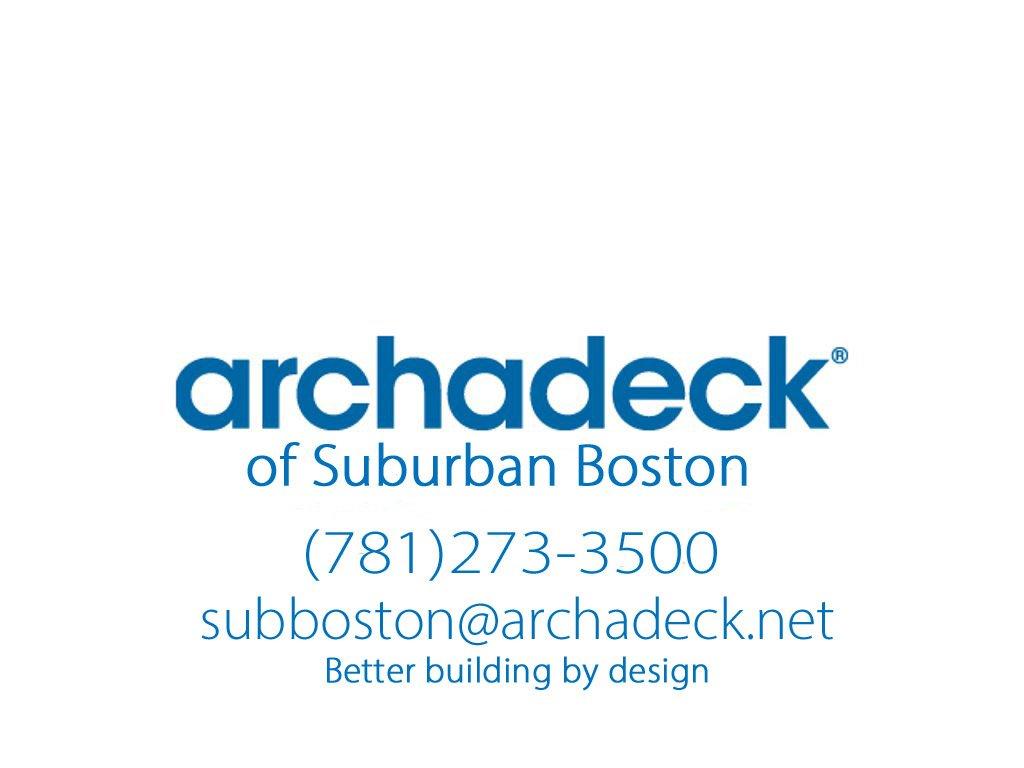 Archadeck of Suburban Boston