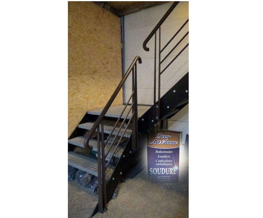 Deco Art Zama Escaliers, Gardes-corps, Balustrades