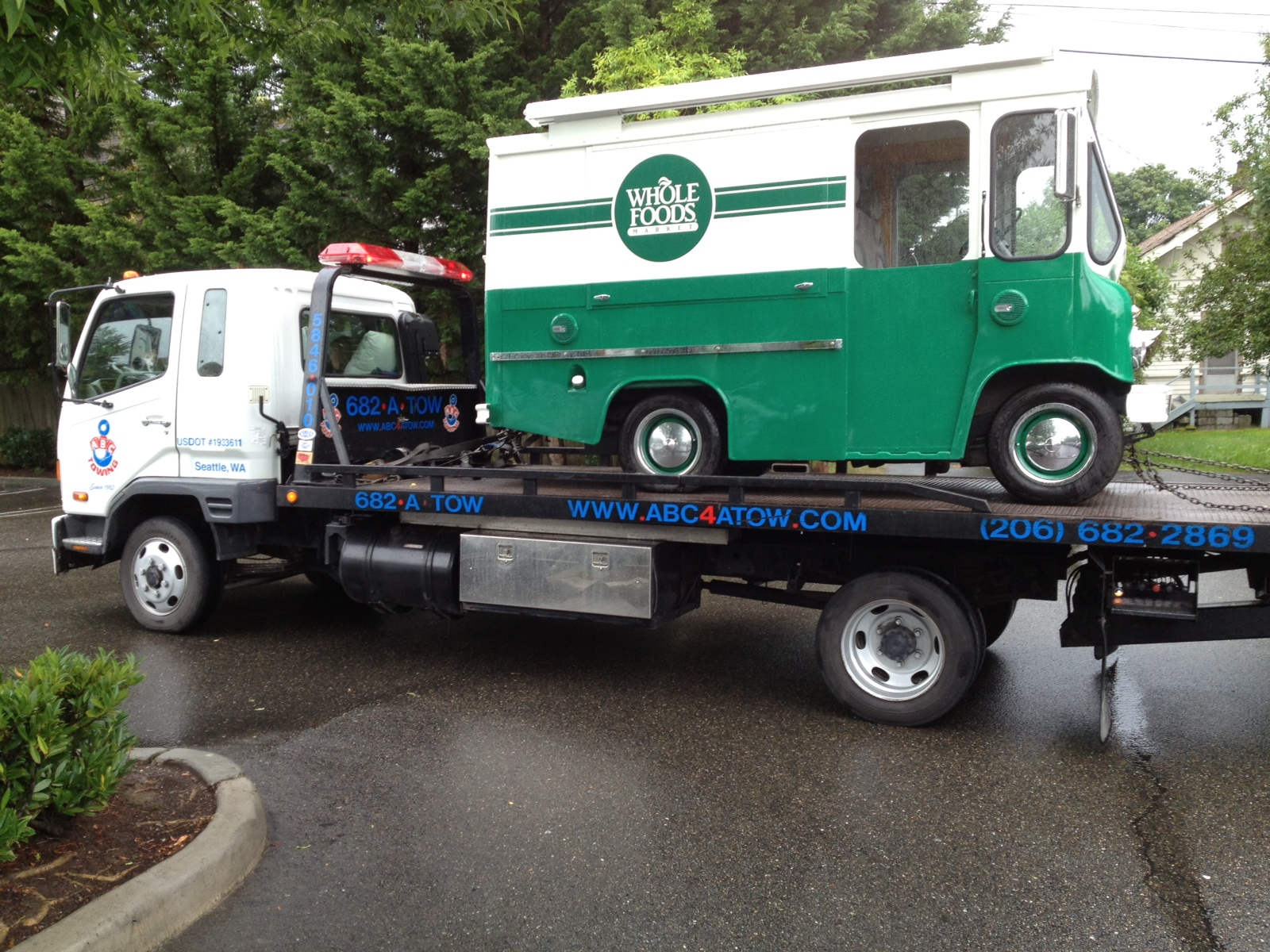 ABC Towing, Inc. - Seattle, WA