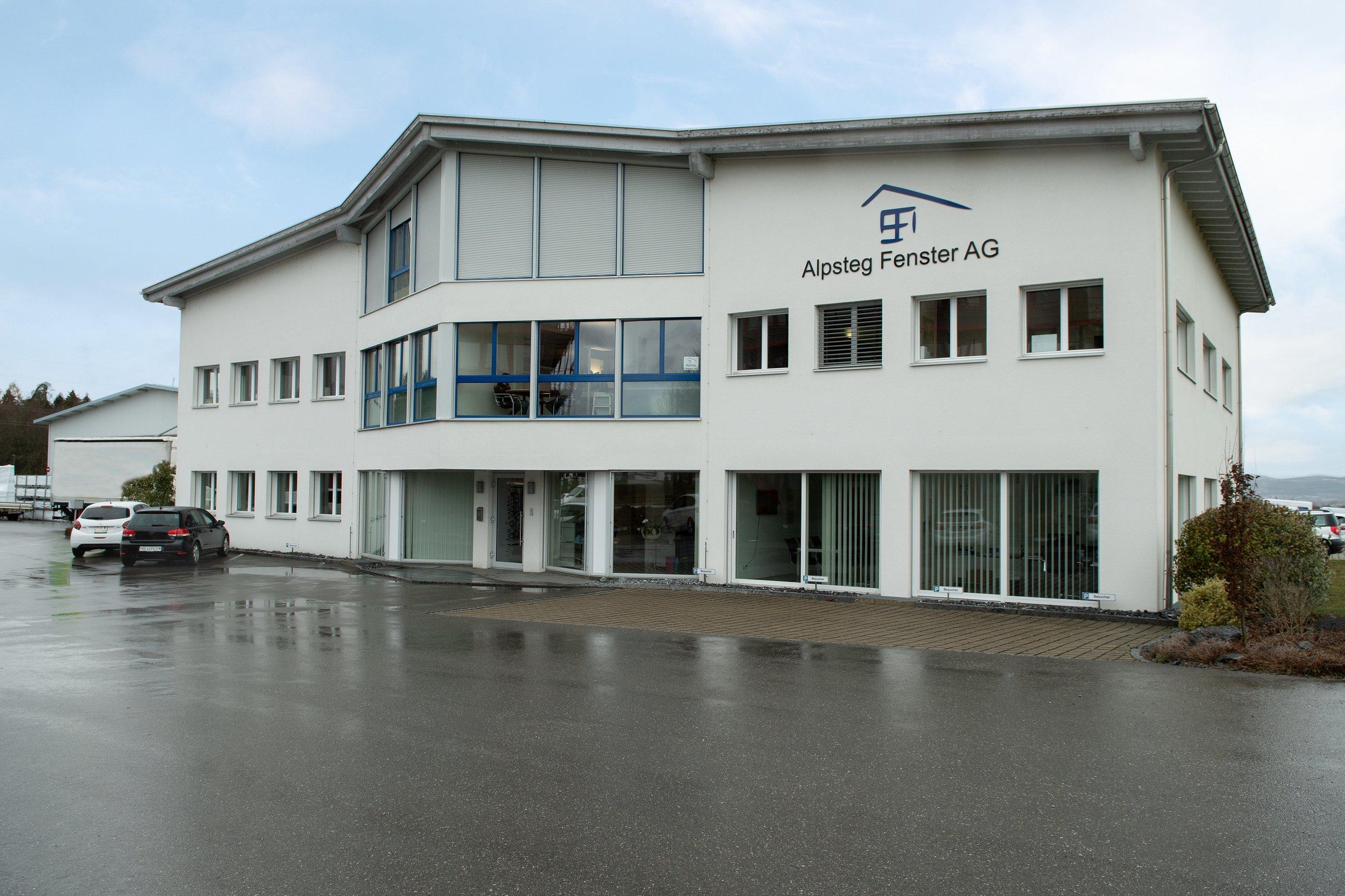 Alpsteg Fenster AG