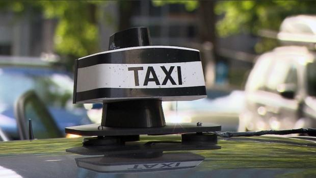 Concorde Taxi Security System