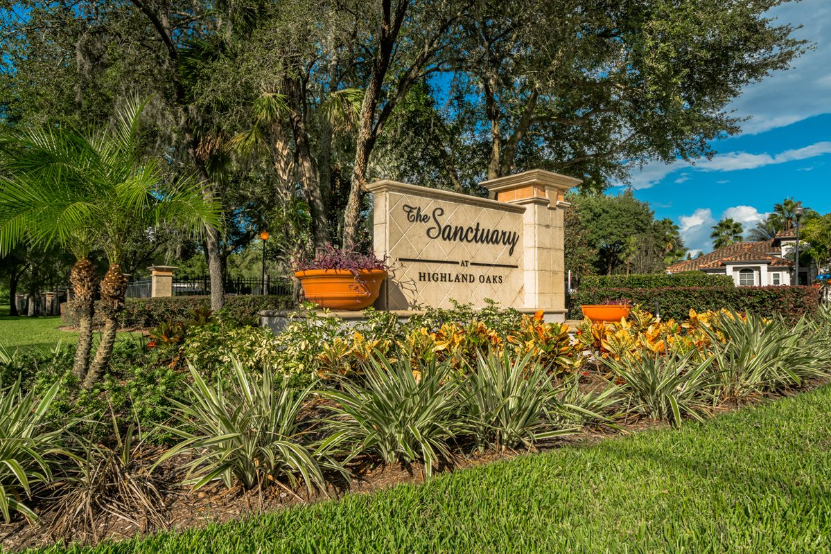 The Sanctuary At Highland Oaks Apartments In Tampa FL 813 246 4