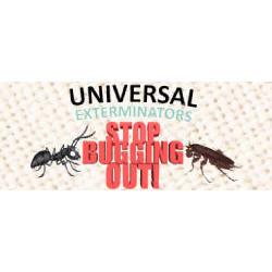 Universal Exterminators
