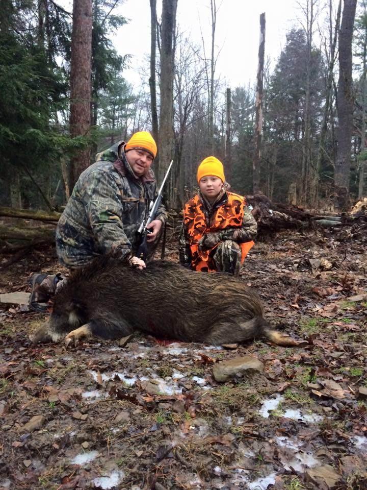 Tioga Boar Hunting image 2