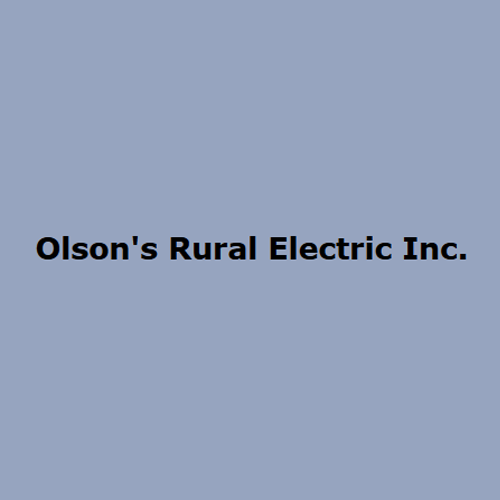 Olson's Rural Electric Inc. - Clintonville, WI - General Contractors