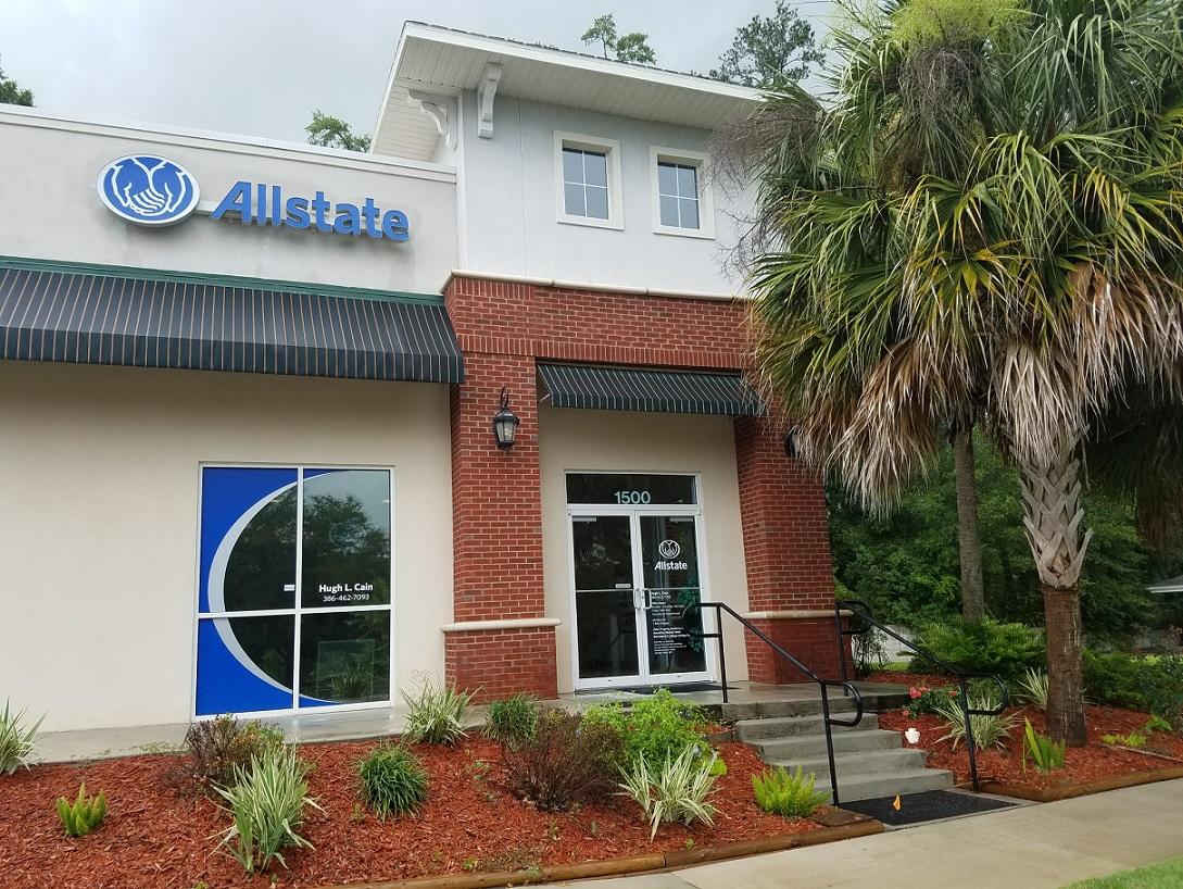 Allstate Insurance Agent: Hugh L. Cain image 1