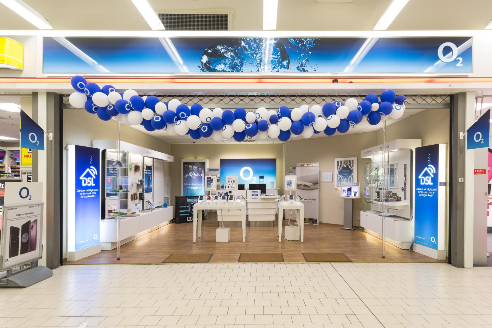 o2 Shop, Rundestr. 5 in Hannover
