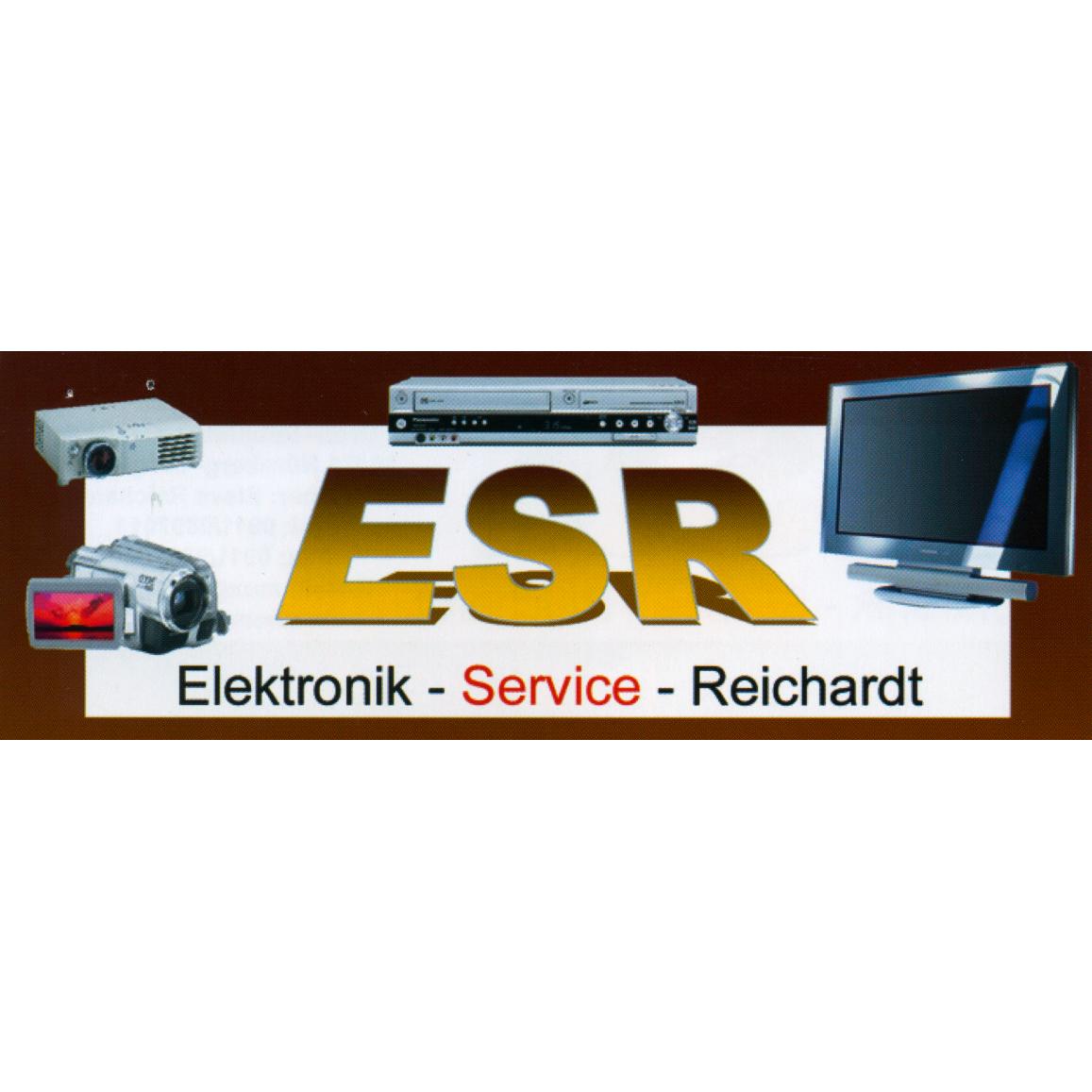 Logo von ESR - Elektronik Service Reichardt