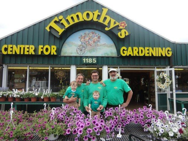 Timothy's Center for Gardening