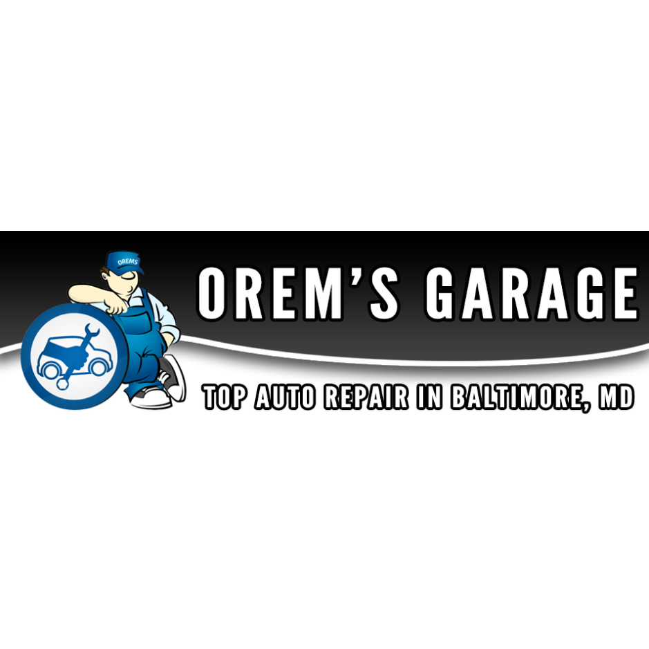 Orems Garage, Inc