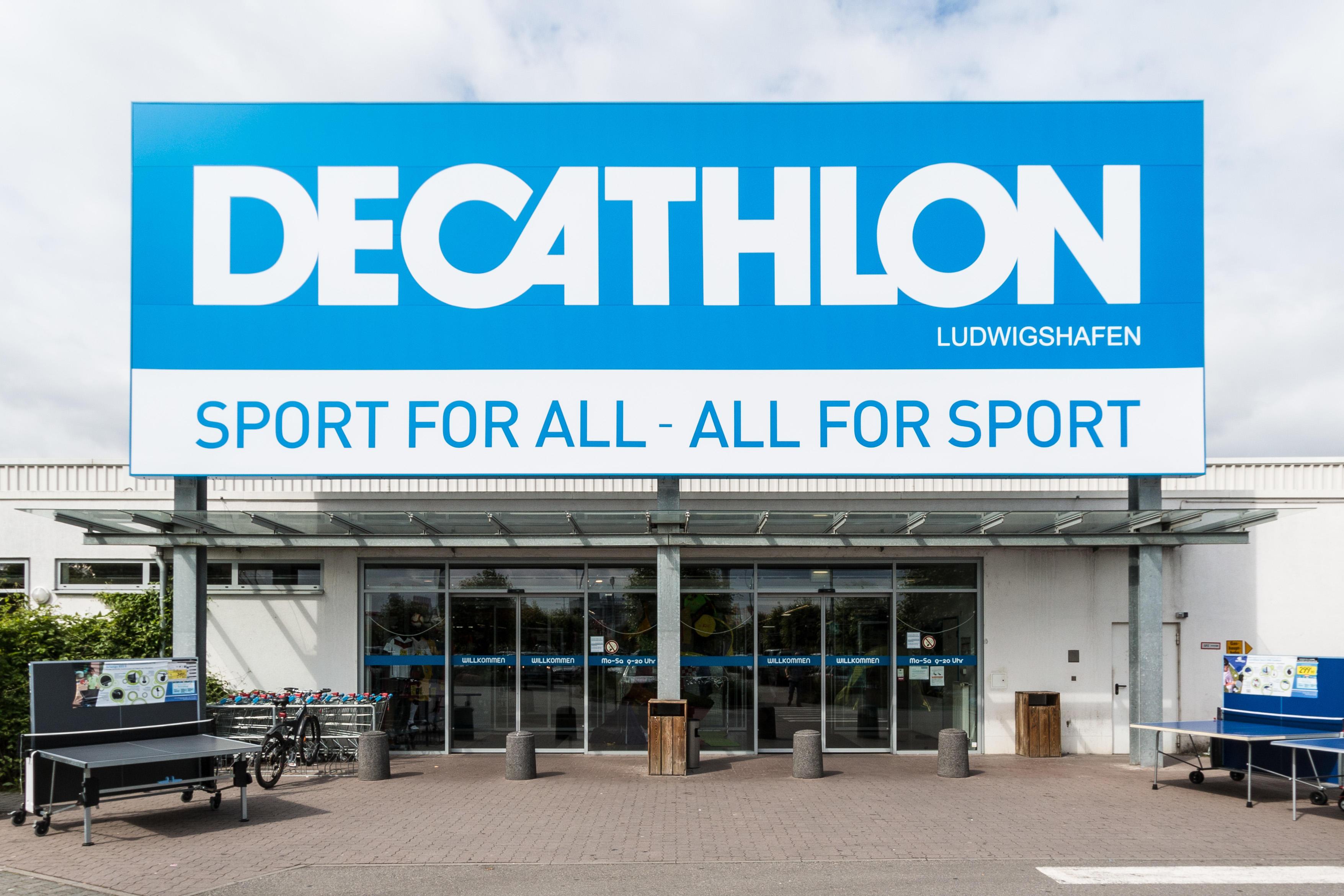 decathlon ludwigshafen in ludwigshafen am rhein branchenbuch deutschland. Black Bedroom Furniture Sets. Home Design Ideas