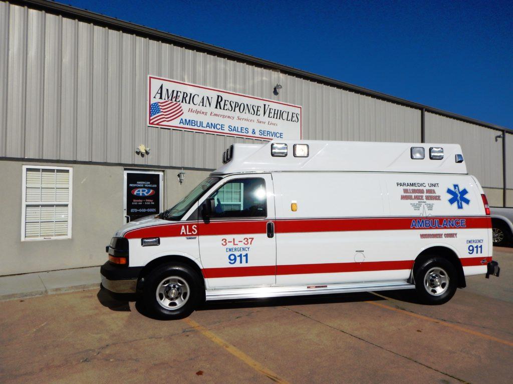 American Response Vehicles