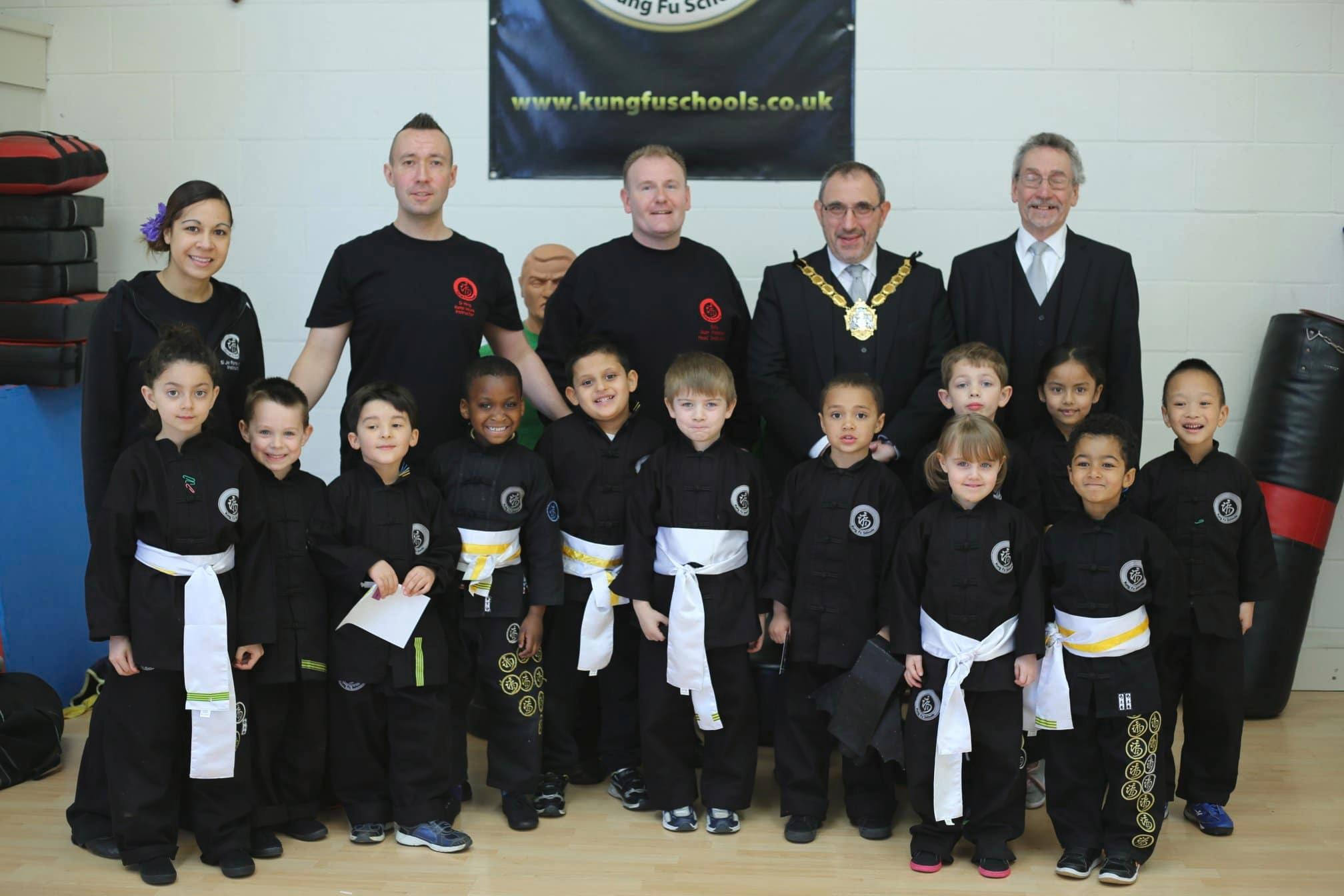 Kungfu Schools