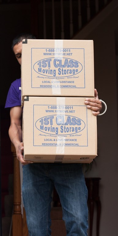 1st Class Moving and Storage image 0