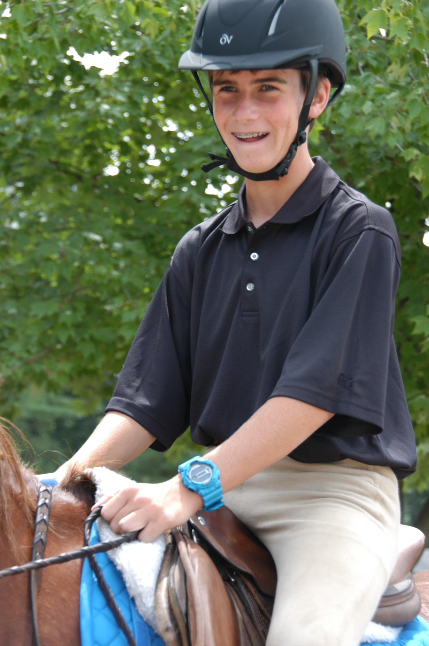 Thomas School of Horsemanship Summer Day Camp & Riding School image 1