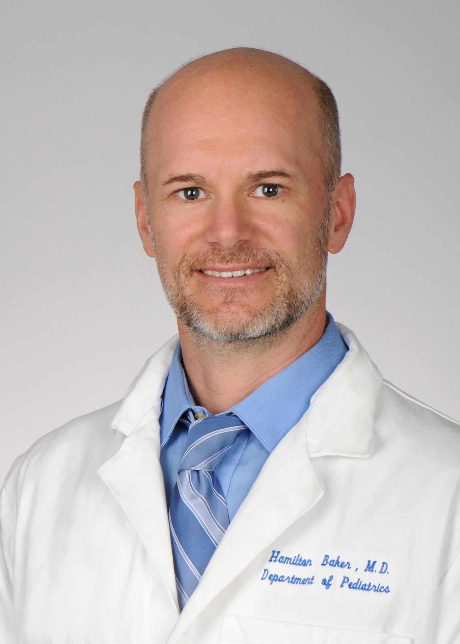 George Hamilton Baker, MD image 0