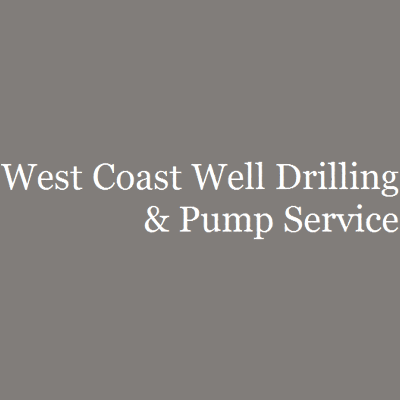West Coast Well Drilling & Pump Service Inc