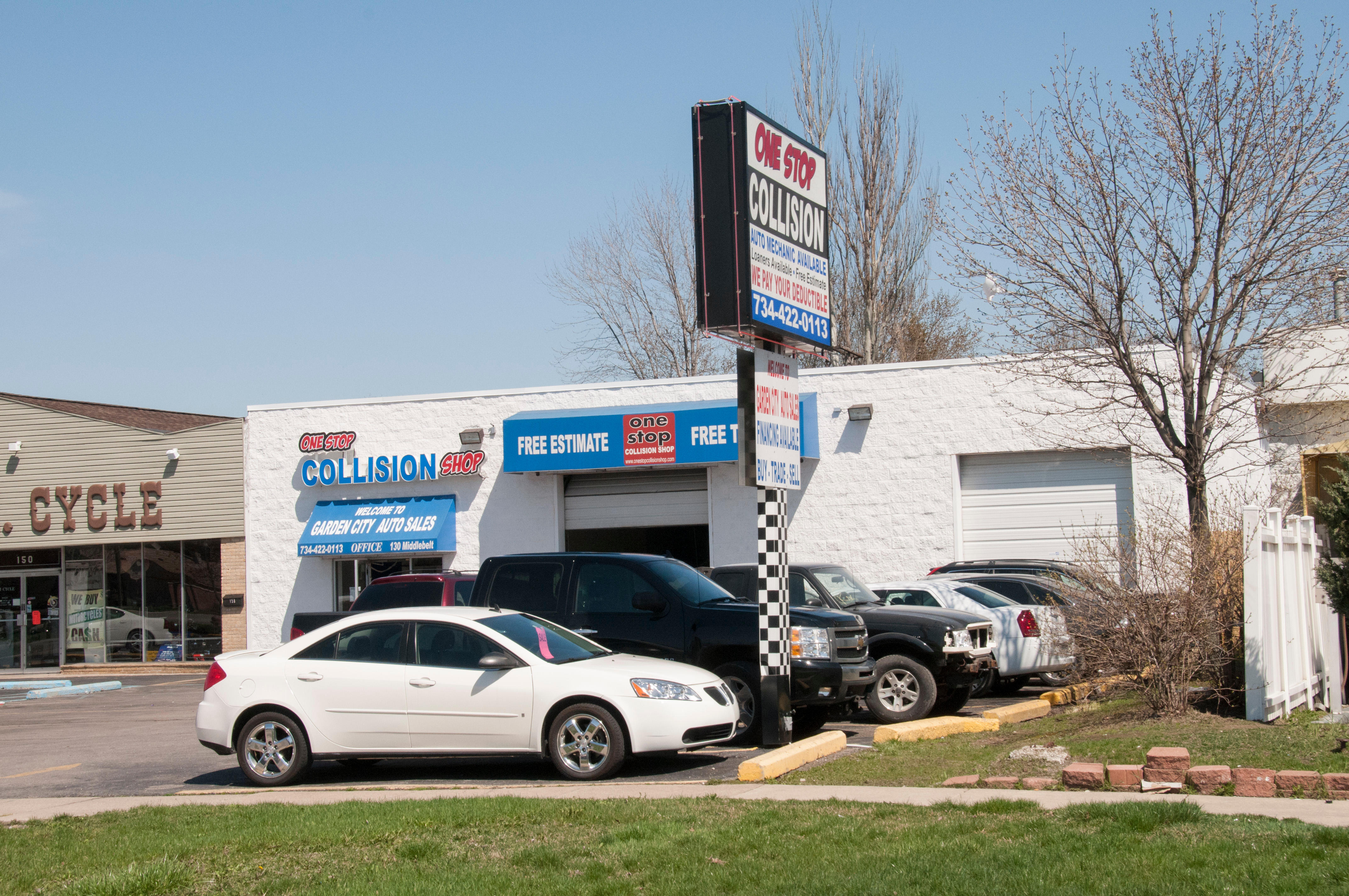 One Stop Collision Shop image 13