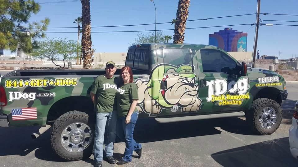 JDog Junk Removal & Hauling NW Las Vegas image 0
