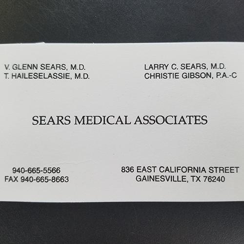 Sears Medical Associates