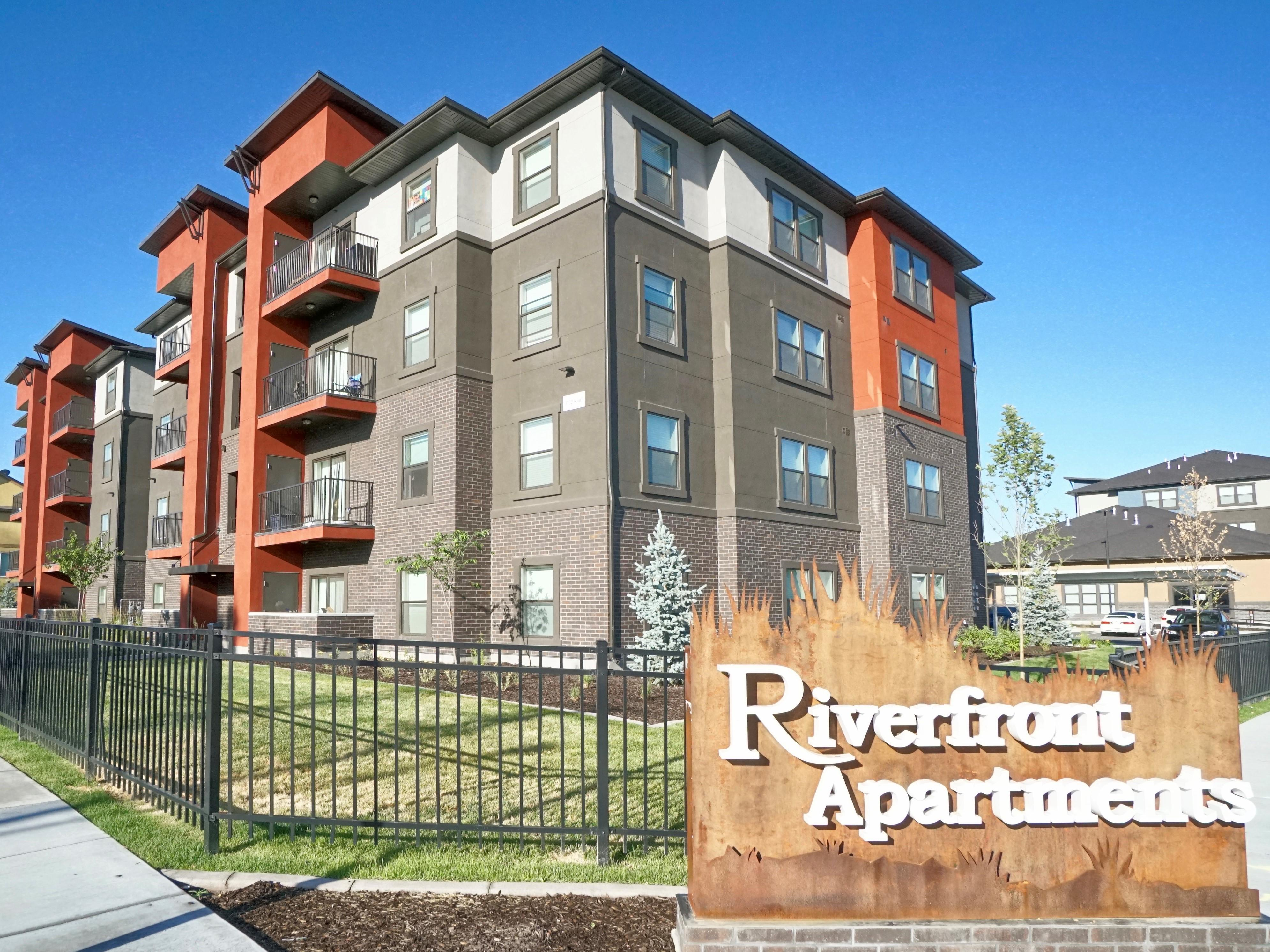 Riverfront Apartments image 0