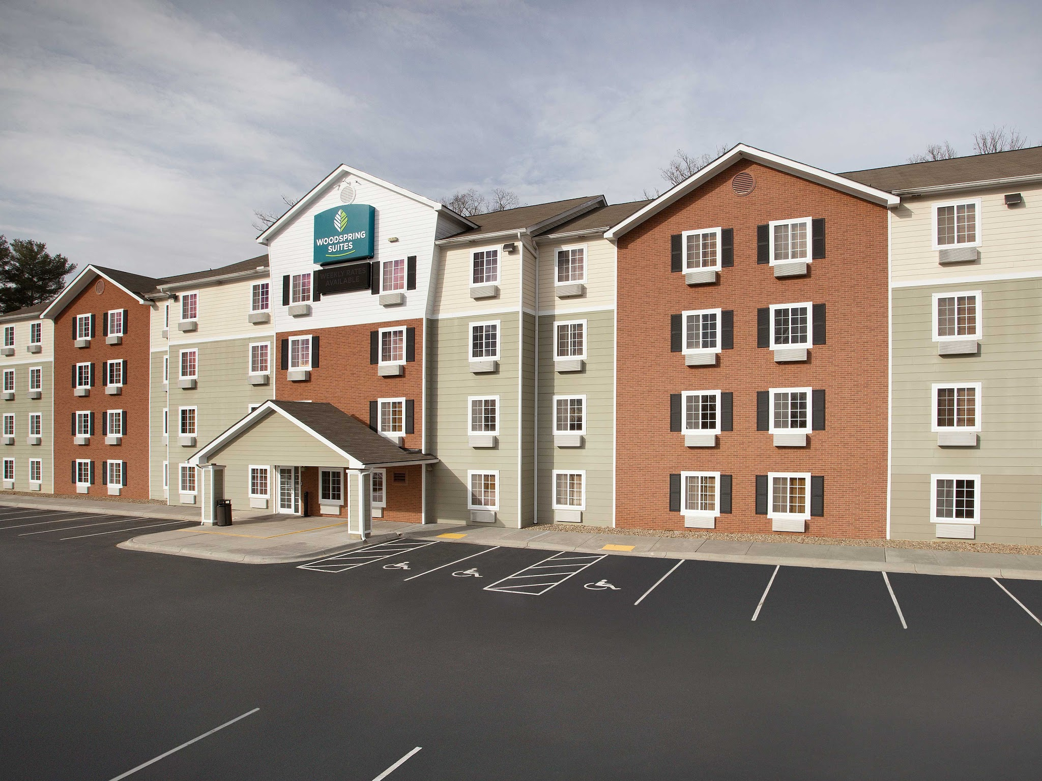 WoodSpring Suites Asheville image 11