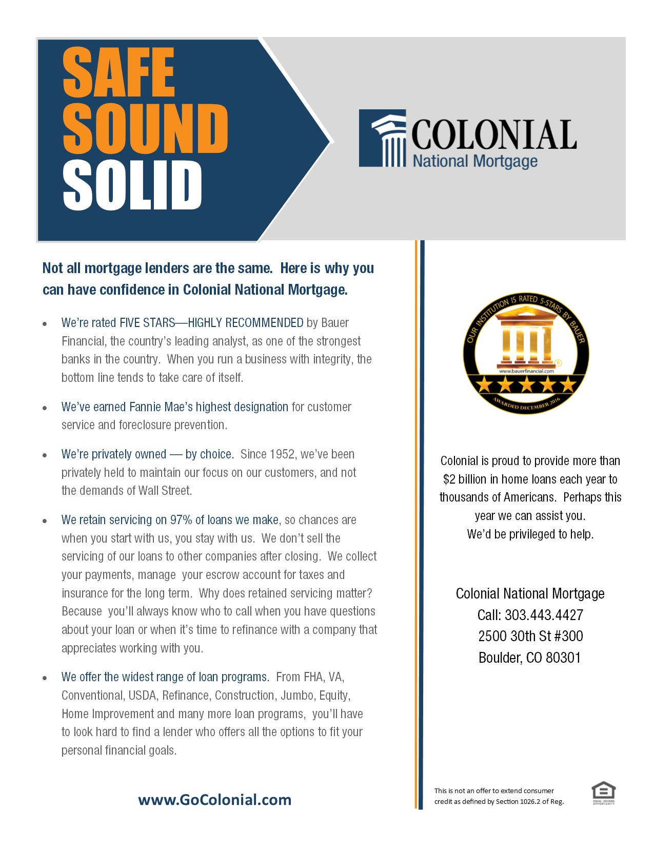 Colonial National Mortgage image 5