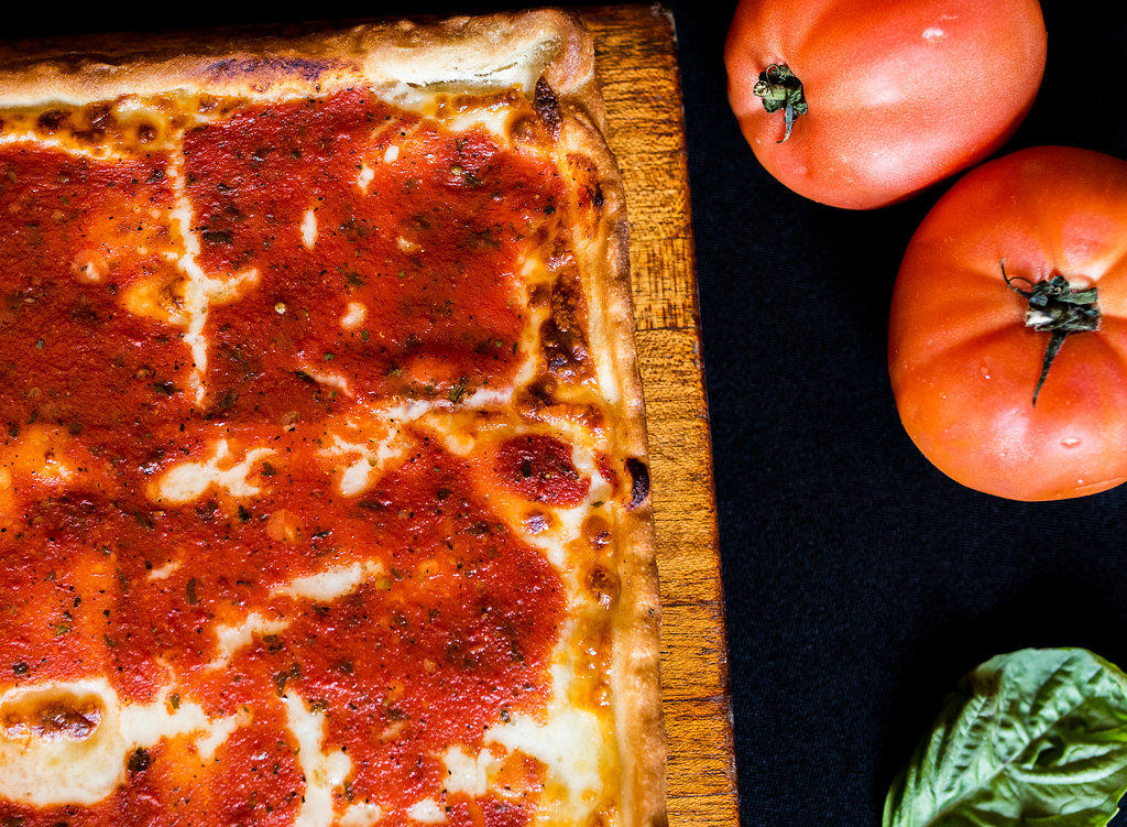 Santucci's Original Square Pizza