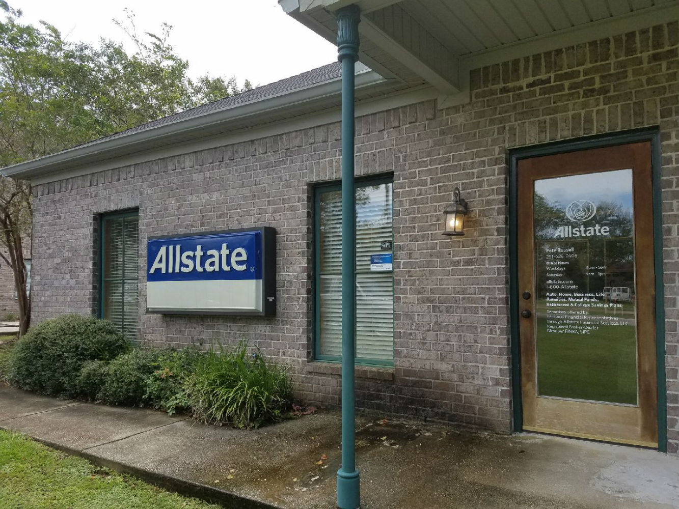 Pete Russell: Allstate Insurance