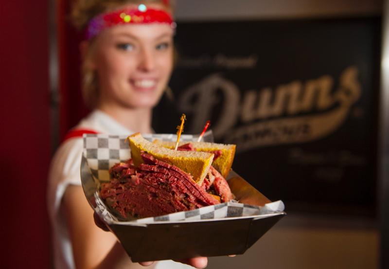 Dunn's Famous Restaurant