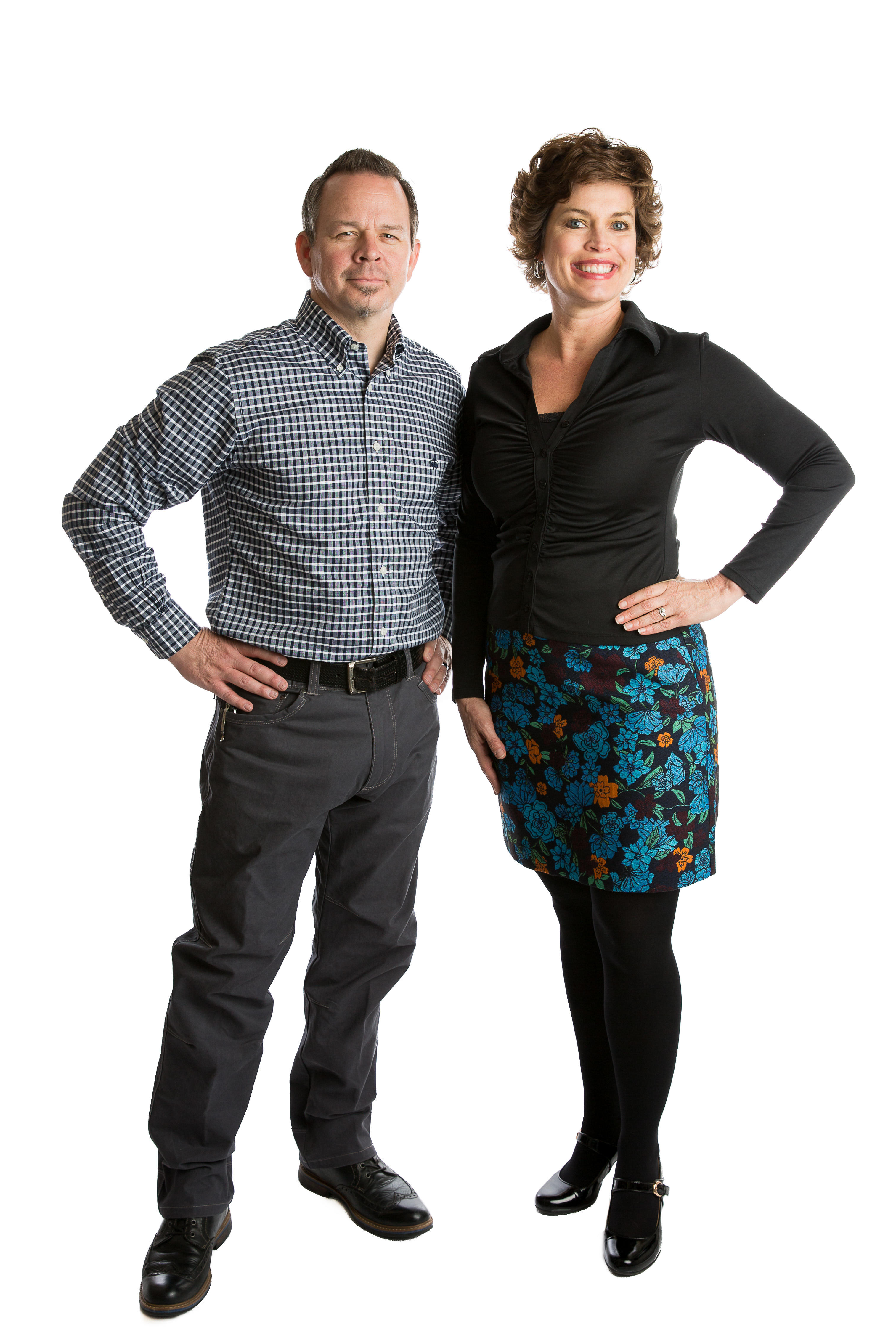 Aaron Peterson and Sherry Exum-Peterson - The Wells Group image 0