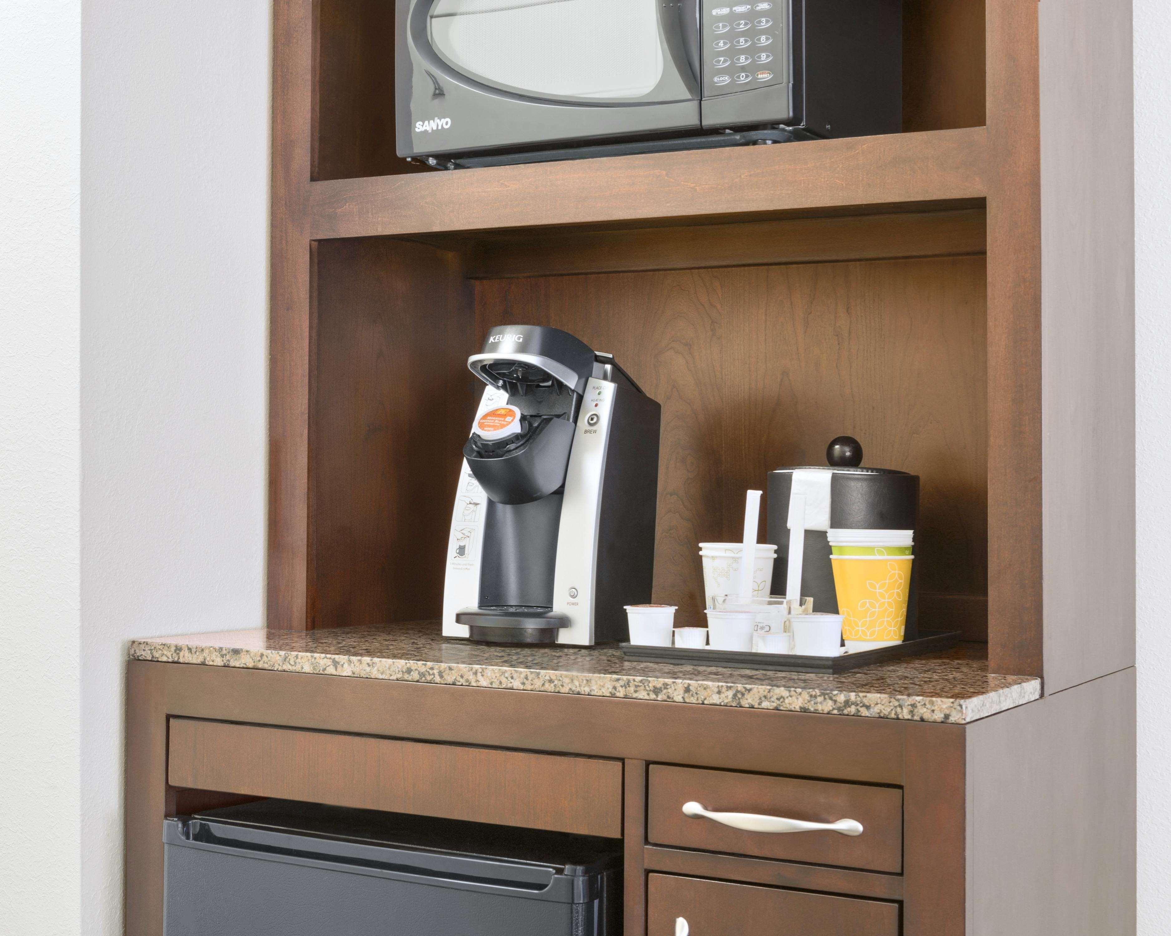 In-room Keurig Coffee