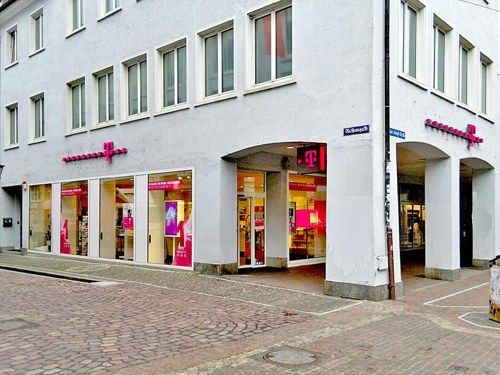 Telekom Shop, Kaiser-Joseph-Str. 206 in Freiburg