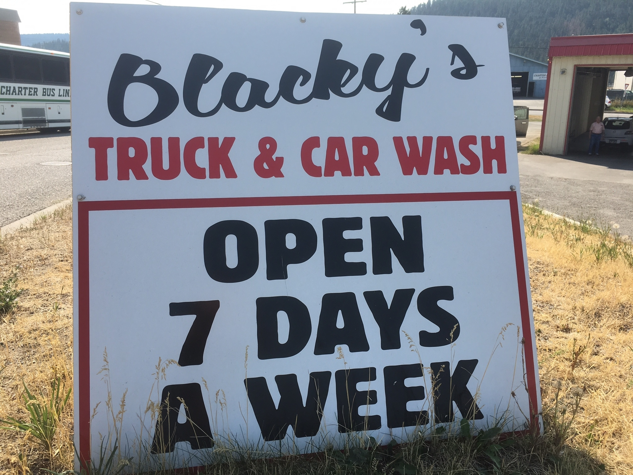 Blacky's Truck & Car Wash