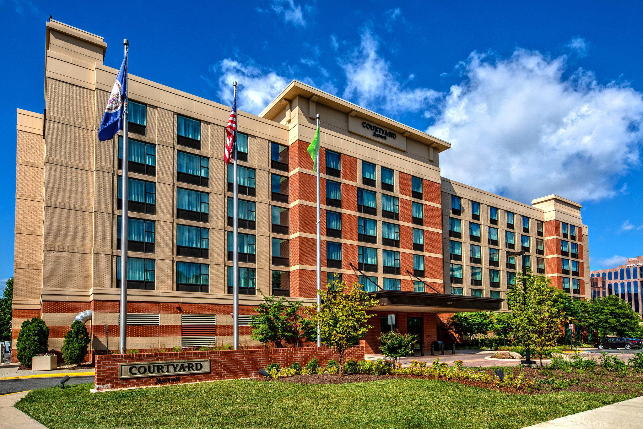 Courtyard by Marriott Dulles Airport Herndon