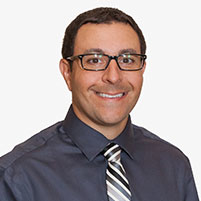 Dr. Joseph Toth, OD, optometrist serving San Diego, California and surrounding areas.