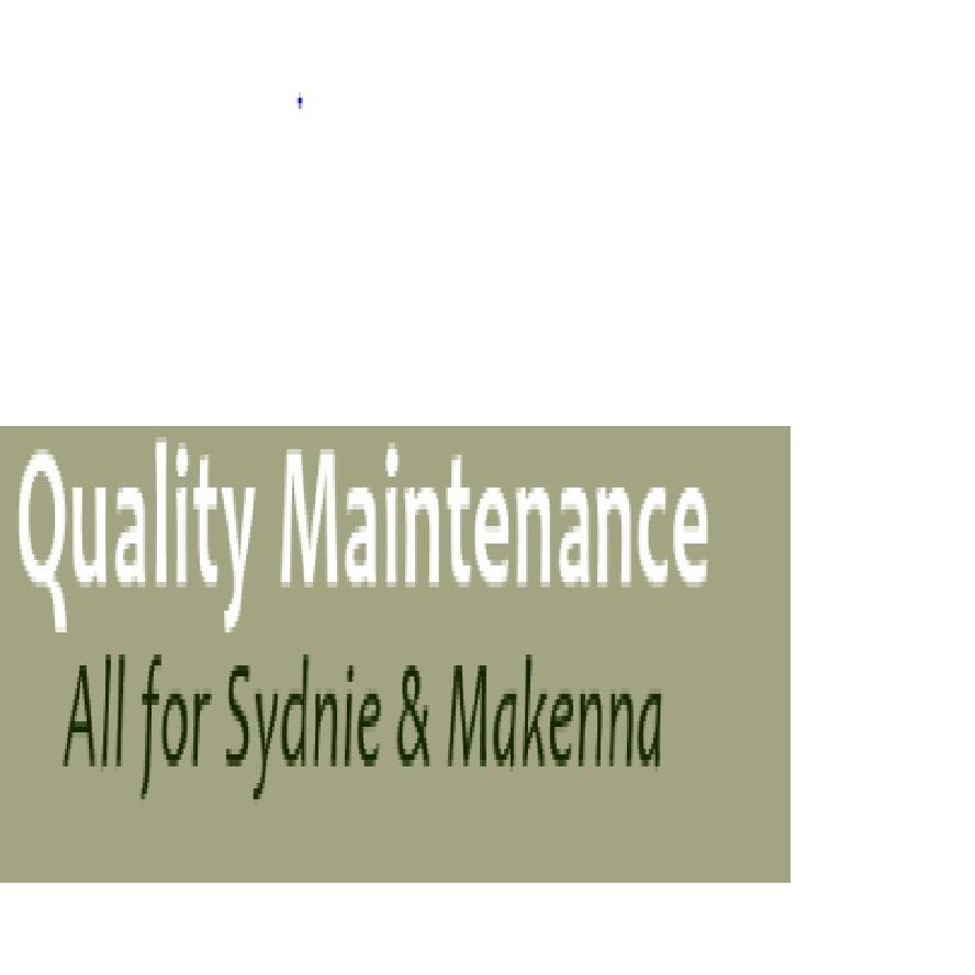 Quality Maintenance