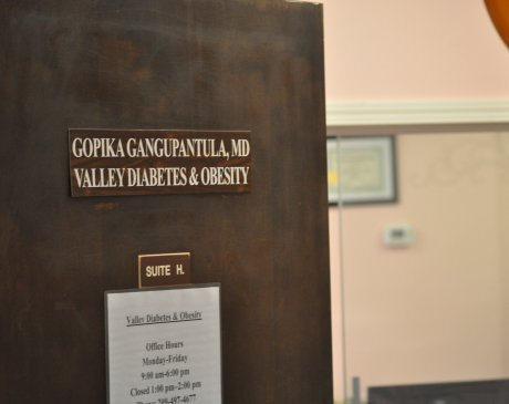 Valley Diabetes & Obesity: Gopika  Gangupantula, MD, FAAFP image 2