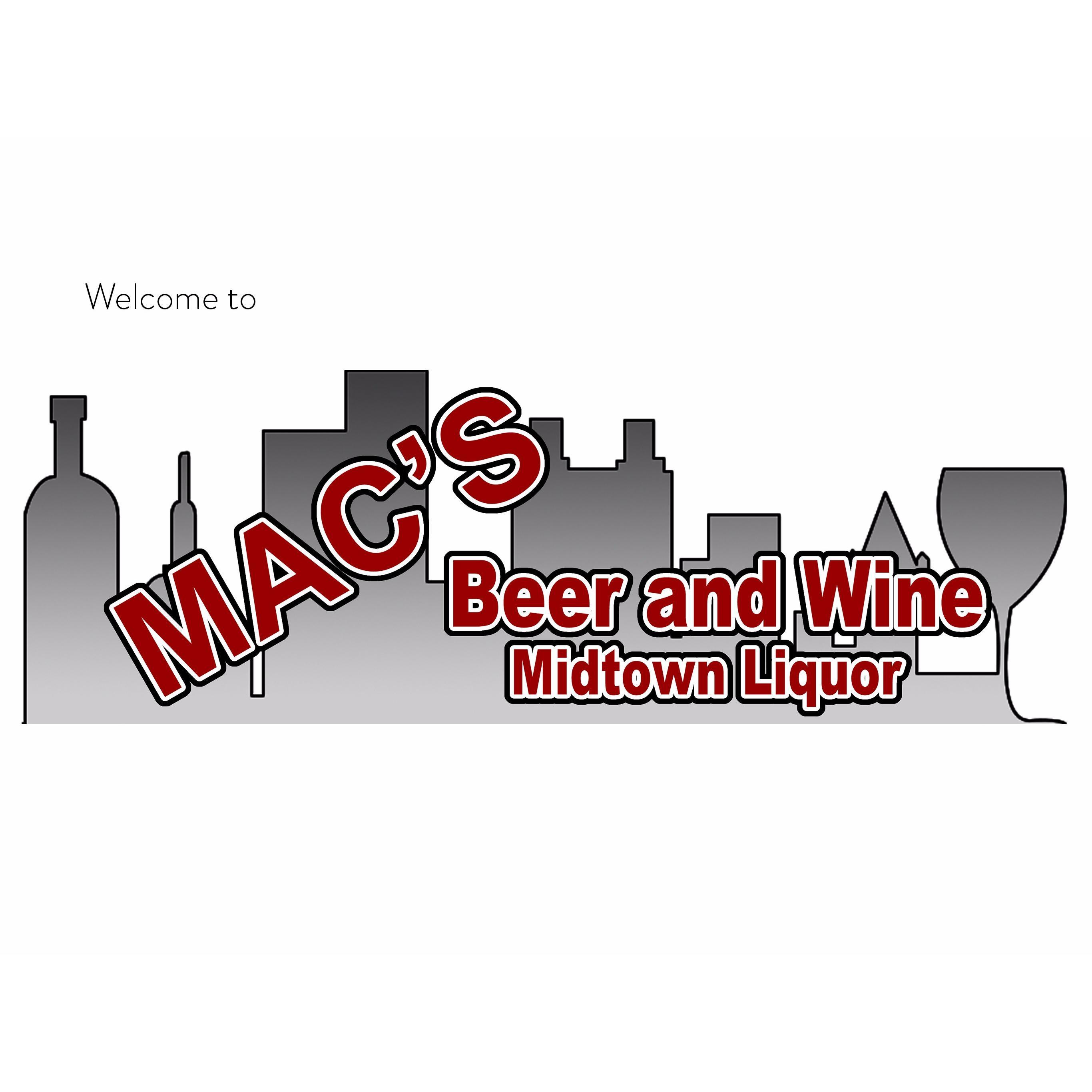 Mac's Beer and Wine Midtown Liquor - Atlanta, GA - Liquor Stores