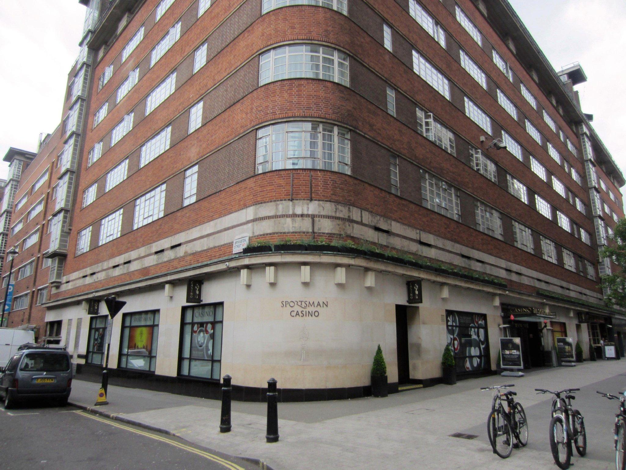 Grosvenor casino london baker street