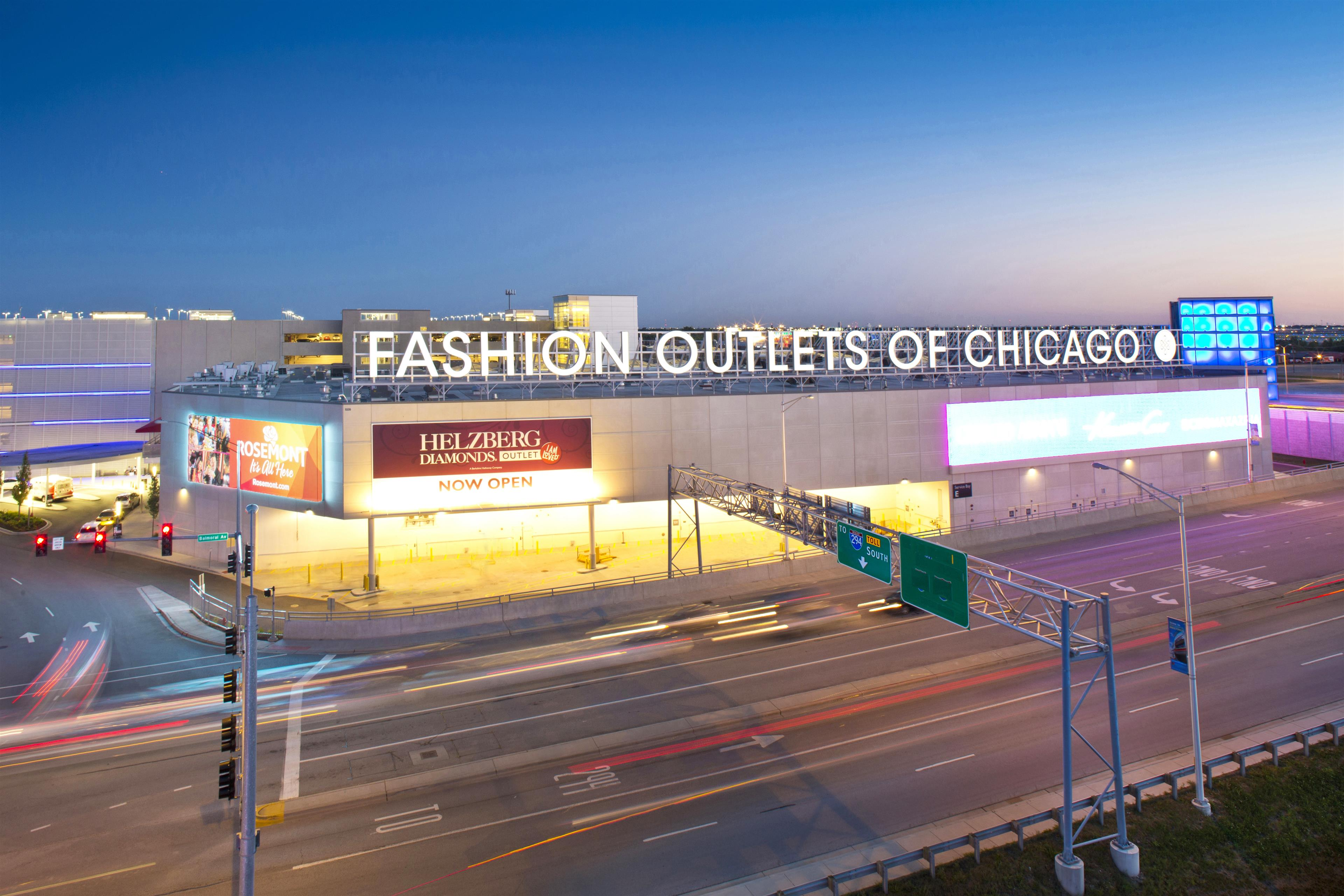 Fashion outlet of chicago directory 12
